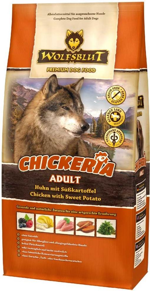 Wolfsblut Chickeria mit Huhn & Süßkartoffel