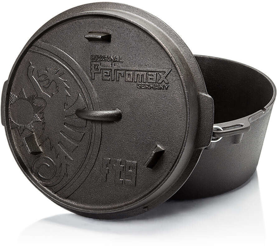 Petromax Feuertopf ft9 (ohne Füße)