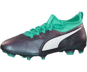 Puma One 3 Lth Fg Scarpe Da Calcio Uomo Uk 10,5