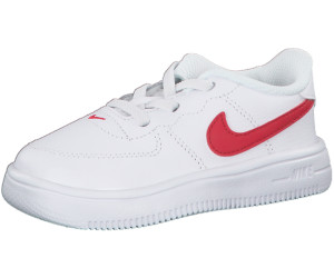 Nike Air Force 1 TD (905220) whiteuniversity red ab 46,51