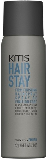 KMS HairStay Firm Finishing Hairspray (75 ml)