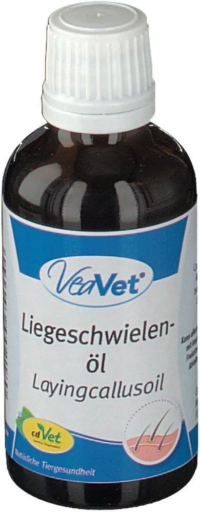 cdVet VeaVet Liegeschwielenöl 50ml