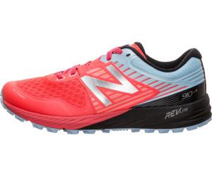 Buy New Balance 910v4 Trail Women vivid coralsky blueblack