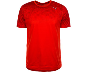 Puma Running Men Graphic T Shirt