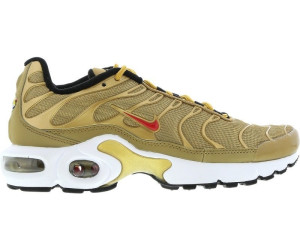 Nike Air Max Plus TN SE metallic goldblackuniversity red
