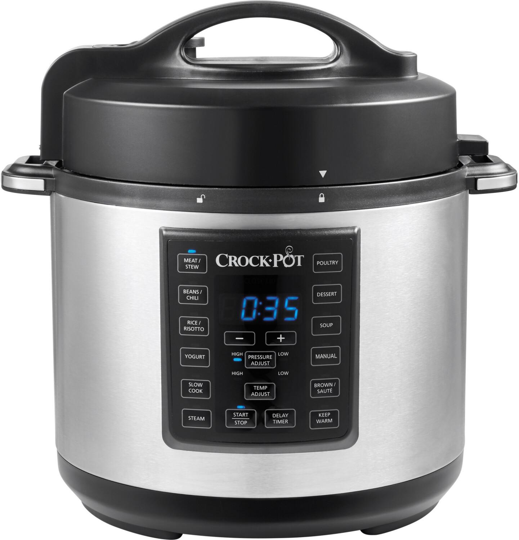 Image of Crock-Pot Express Multi-Cooker (CSC051-01)