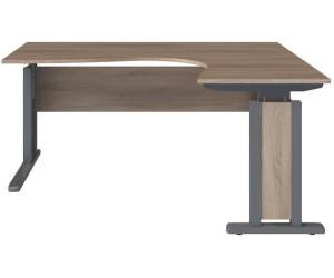 wellem bel jobexpress schreibtisch l form 160cm ab 594 95. Black Bedroom Furniture Sets. Home Design Ideas
