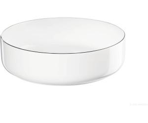 ASA OCO LIGNE NOIRE Schale weiß 11,5 cm Höhe 5,2 cm