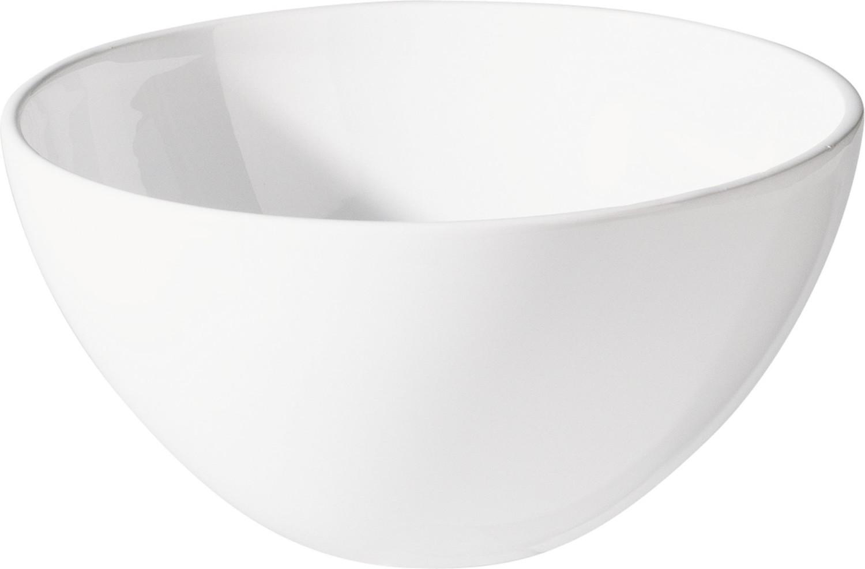 ASA GRANDE Schüssel weiß 19,5 cm Höhe 10,5 cm