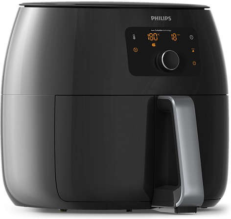 Philips Avance Collection Twin TurboStar Airfryer XXL HD9654/90