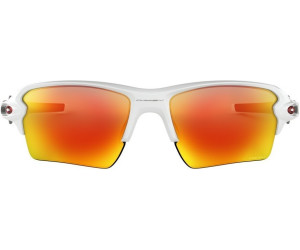 4db3698e2eac6 Buy Oakley Flak 2.0 XL OO9188-9359 (polished white prizm ruby) from ...