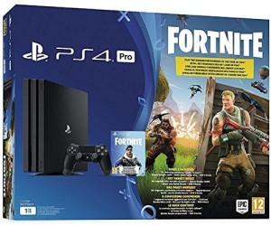 Buy Sony PlayStation 4 (PS4) Pro 1TB + Fortnite + Royale