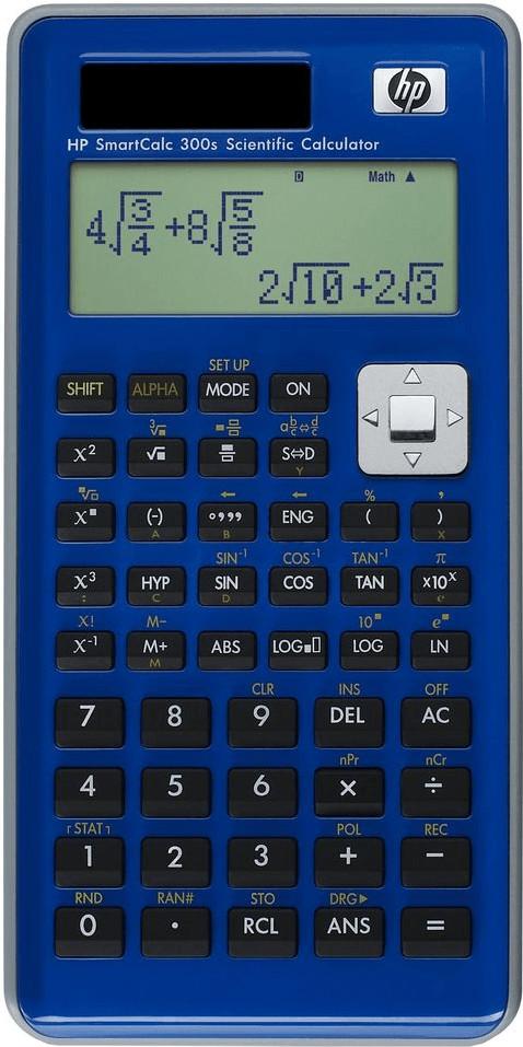 HP SmartCalc 300 S