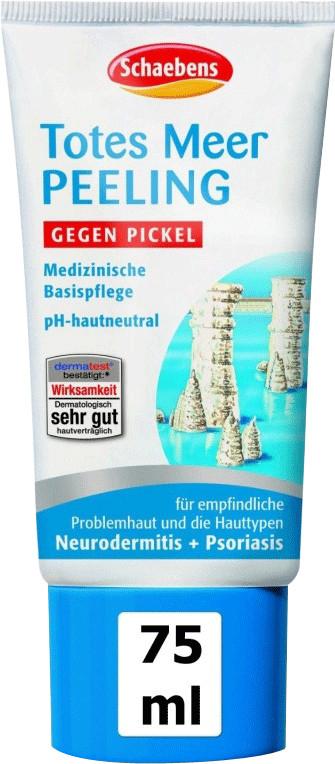 Schaebens Totes Meer Peeling (75 ml)
