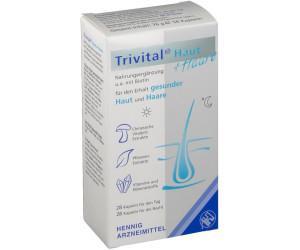 Hennig Arzneimittel Trivital Haut + Haare Kapseln (56 Stk