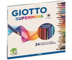 Giotto Supermina 24 matite colorate (235800)