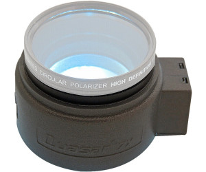 Digitalkamera, Schwarz, 93 mm, 78 mm, 40 mm, 94 g VisibleDust Quasar Plus Sensor Loupe Digitalkamera Reinigungskits