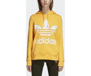 adidas hoodie damen mit kleinem adidas zeichen