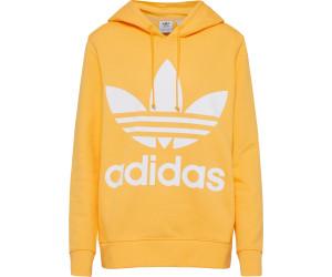 Adidas Trefoil Hoodie Damen chalk orange (DH3138) ab € 39,93