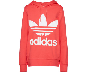 factory authentic save off buy popular Adidas Originals Trefoil Hoodie Damen core pink (DH3136) ab ...