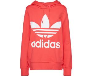 Adidas Originals Trefoil Hoodie Damen core pink (DH3136) ab