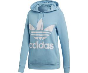 7ceb59f4737cbd Adidas Originals Trefoil Hoodie Damen clear blue (DH3145) ab 53,99 ...