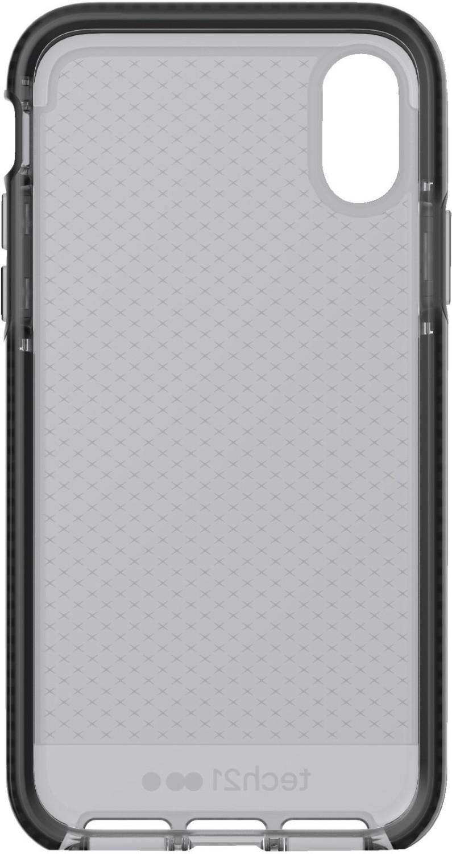 Tech 21 Backcover Evo Check (iPhone X) black