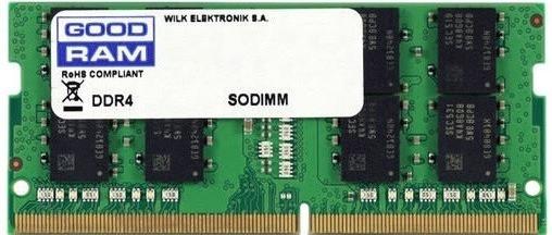 Image of GoodRAM 16GB DDR4-2400 CL17 (GR2400S464L17/16G)