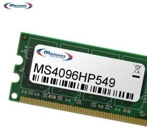 Image of Memorysolution 4GB SODIMM DDR3-1600 CL11 (MS4096HP549)