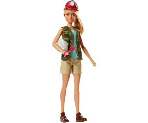 Barbie Career Dolls - Paleontologa (FJB12)