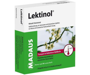 Lektinol Ampullen D (5x0,5ml)