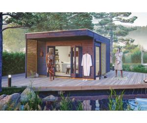 Fußboden Gartenhaus Holz ~ Skan holz tokio mit fußboden cm ab