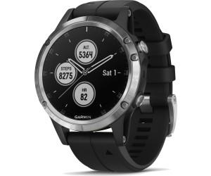 Grau günstig kaufen Sportuhr Garmin Fenix 5 Saphir 47mm GPS Smartwatch