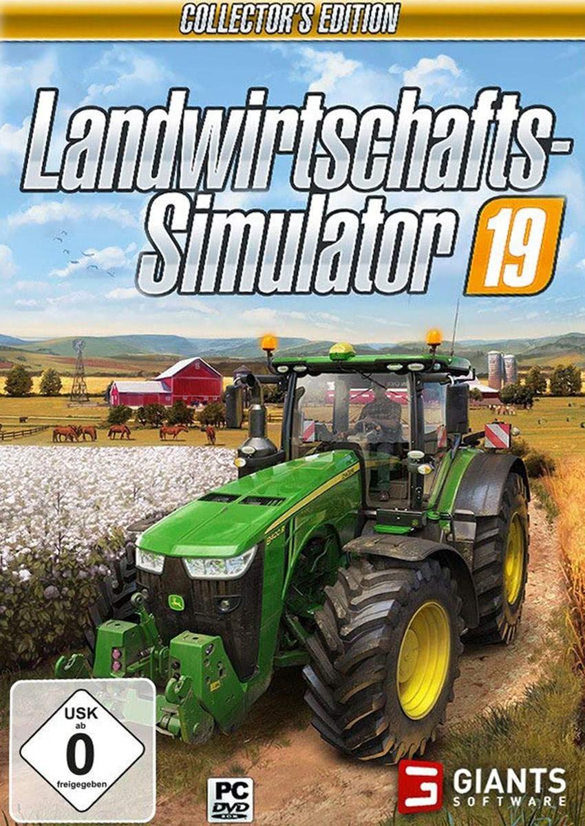 Landwirtschafts-Simulator 19: Collector´s Editi...
