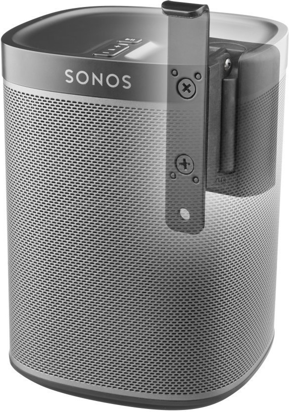 Image of Cavus Sonos Play:1 Wall Bracket turnable (CMP1) black