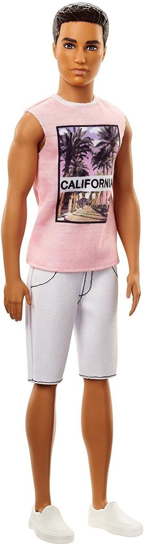 Barbie Ken Fashionistas Cali Cool - Original (FJF75)