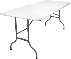 Häufig Vanage Tisch Kunststoff klappbar off-white (VG-9610) ab 44,99 UX42