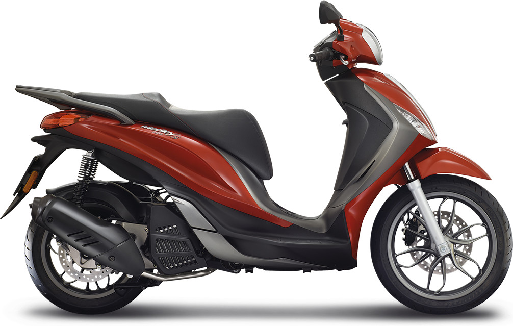 Piaggio Medley Sport iGet 125 ABS rot