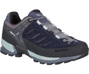 Salewa Women's MTN Trainer GTX Approach shoes Charcoal Blue Fog | 4,5 (UK)