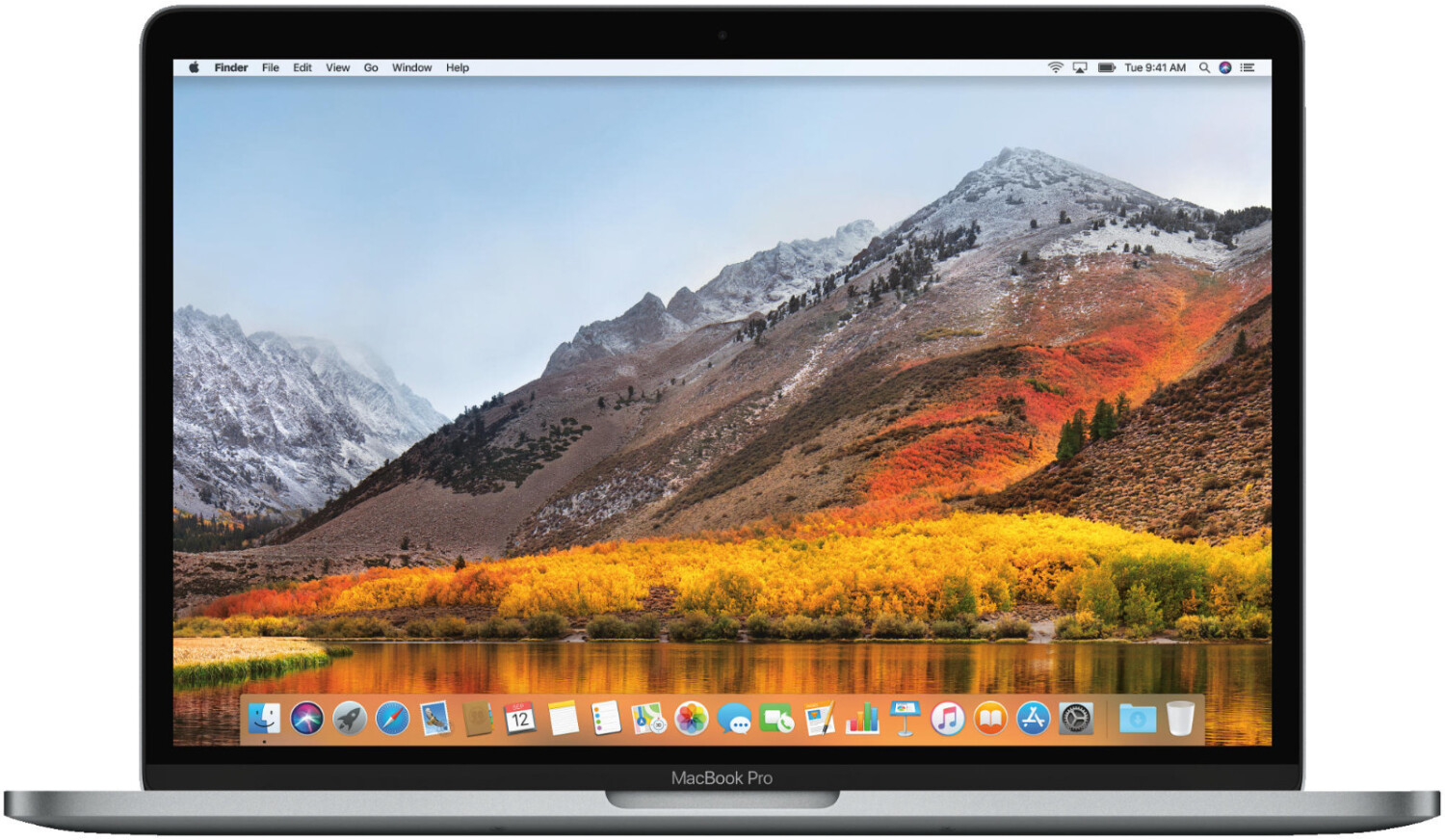 "Image of Apple MacBook Pro 13"" 2018"