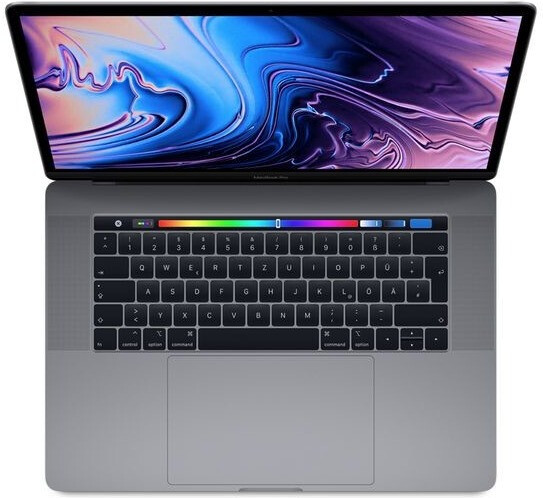 "Image of Apple MacBook Pro 15"" 2018"