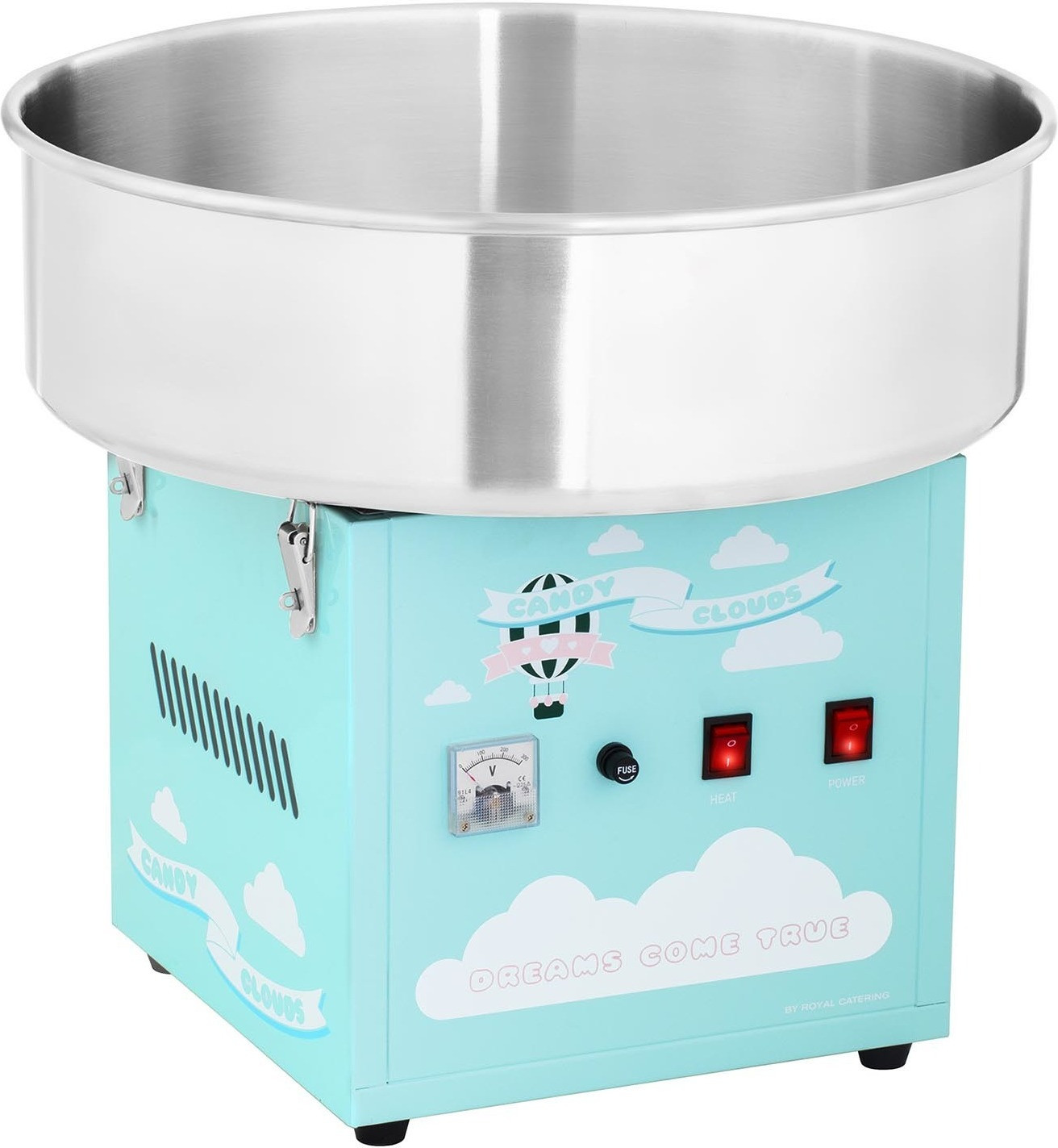 Image of Catering Royal Candymaker RCZK-1200-BG