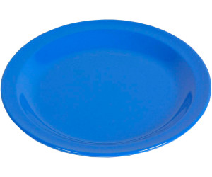 WACA Teller Flach (blau)