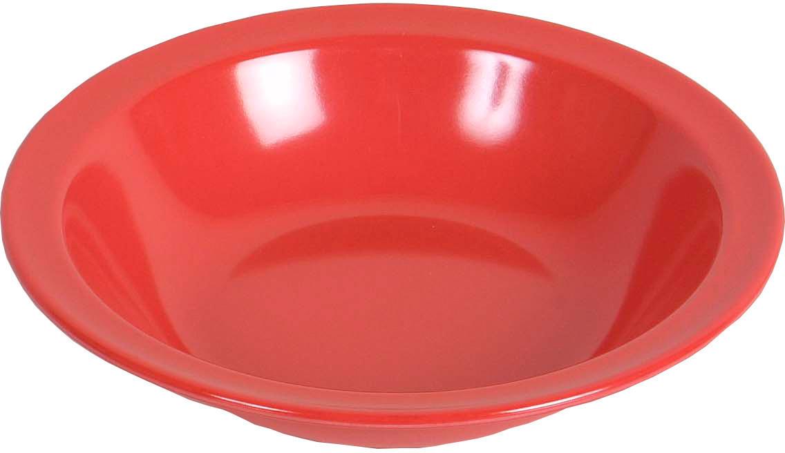 WACA Teller tief 500 ml (rot)