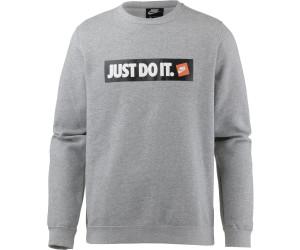 new arrival a2670 c41af Buy Nike Sportswear Fleece Crew Sweatshirt from £19.51 ...