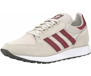 adidas Forest Grove Black Black Gum Schuhe Sneaker Schwarz Weiß Braun