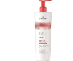eefb77f766 Schwarzkopf BC Bonacure Repair Rescue Micellar Cleansing Conditioner (500  ml)