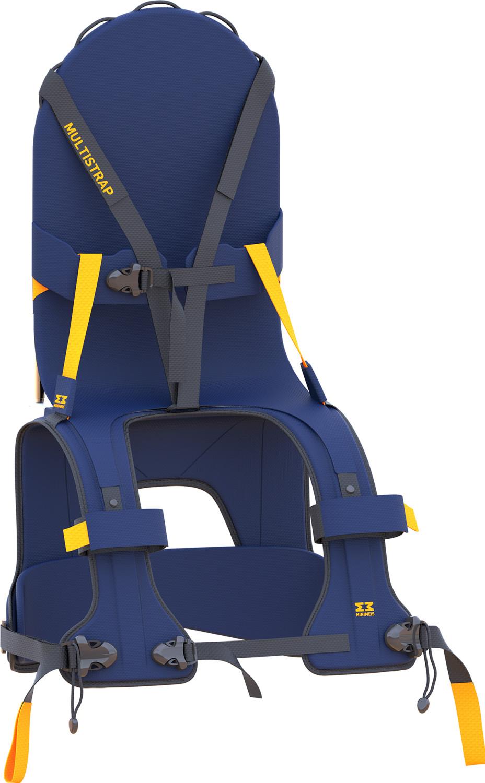 MiniMeis Shoulder Carrier blue