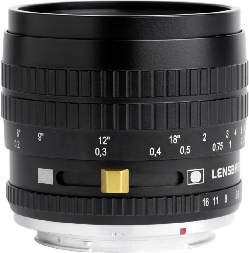 Image of Lensbaby Burnside 35 Canon EF
