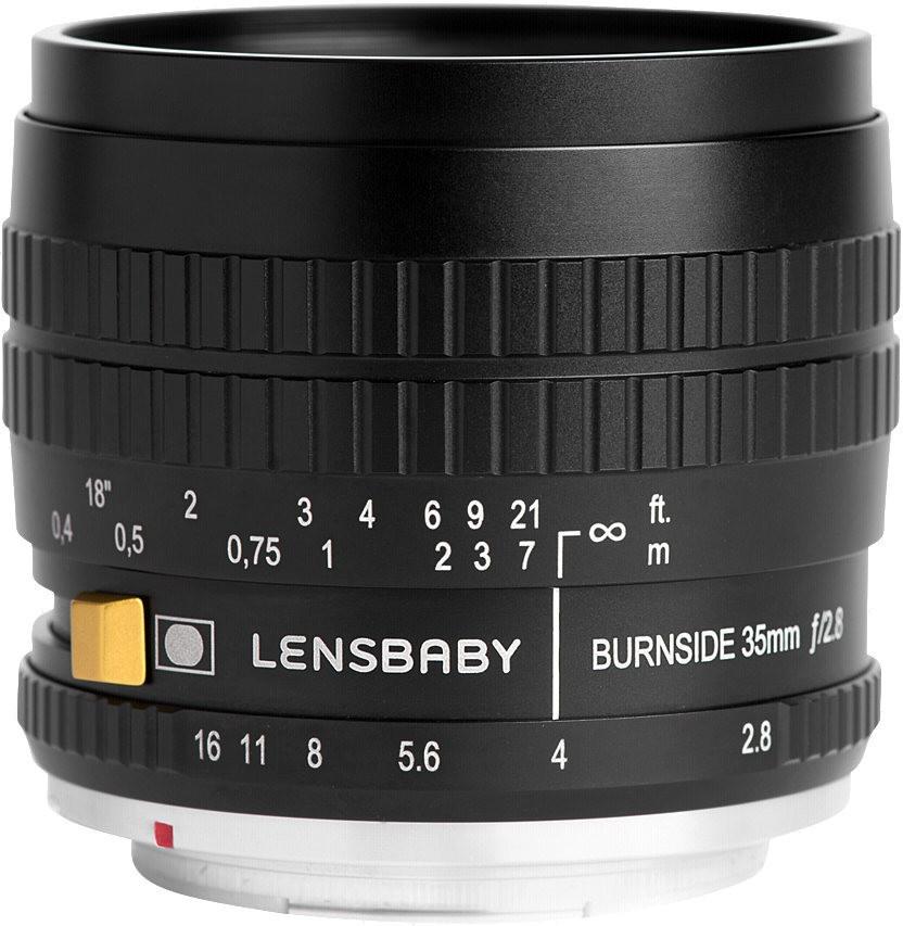 Image of Lensbaby Burnside 35 MFT